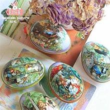 Treer 8 Pezzi Uova di Pasqua,Decorazione di Pasqua