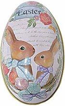 Treer Uova di Pasqua, Decorazione di Pasqua a