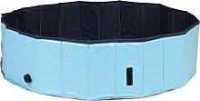 TRIXIE Piscina per Cani 70x12 cm Blu