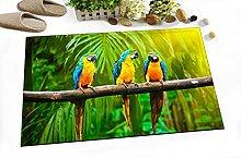 Tropicale giungla pappagallo Decorazione Della