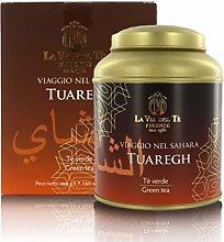 Tuaregh, tè Verde alla Menta, Barattolo di Latta,