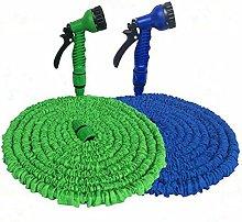 Tubo retrattile per irrigazione da giardino per