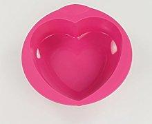 Tupperware Stampo in silicone a forma di cuore