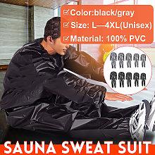 Tuta da sudore Sauna Esercizio Palestra Fitness
