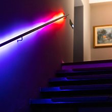 Twinkly Light line striscia LED RGB WIFI start