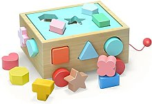 TXXM - Giocattoli educativi per bambini, blocchi