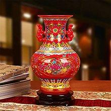 TYMBBB 1pcs Porcellana cinese rosso Binaural
