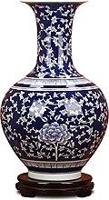TYMBBB Porcellana dipinta a mano in porcellana blu