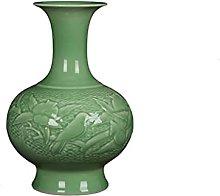 TYMBBB Vaso, ceramica, disposizione dei fiori,