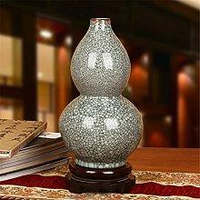 TYMBBB Vaso di glassa cracking antico cinese in