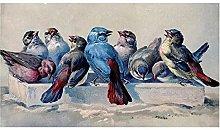 Uccelli Accessori Per La Pittura Diamante Ricamo