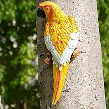 Uccello Statue Animale Resina Decorazione di Arte