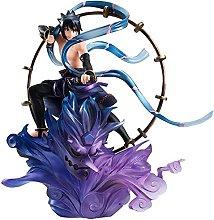 Uchiha Sasuke Figure: NARUTO/Anime Figurine/18cm