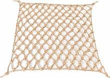 UIPU Naturale Iuta Rope Net, Scale anticaduta Rete