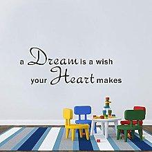 Un Sogno È Un Desiderio Che Il Tuo Cuore Crea