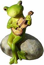 Una chitarra che suona la chitarra Funny Resin