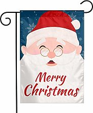 Unique Life Christmas Santa Claus - Bandiera