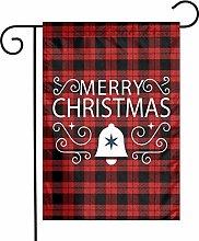 Unique Life Smerry Christmase - Bandiera da