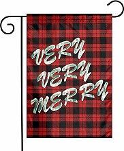 Unique Life SVery Merry Christmas - Bandiera