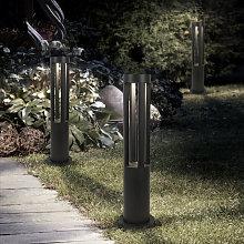 Universo - LAMPIONE PALO GIARDINO LED