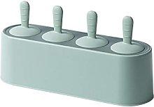 Unknows 4 stampi in silicone per ghiaccioli fai da