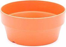 UOGAR Fioriera in Terracotta Artificiale Vaso per