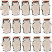 UPKOCH 20Pcs Sacchetti di Bottiglie di Barattolo