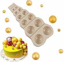 UPKOCH Stampo per Cioccolato in Silicone Stampo