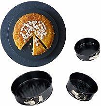 Uxsiya - Teglia per torte e torte rotonde