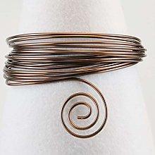 Vaessen Creative - Filo di Alluminio, Cioccolato,