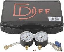 Valigetta pressione gas 60/600 mbar - DIFF