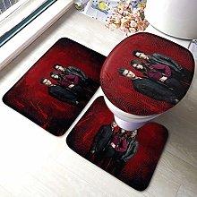 Vampire Diaries, set di 3 tappetini da bagno