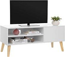 VASAGLE Tavolino per TV, TV Consolle, Tavolino