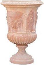 Vaso Conca Orcio in Terracotta Fioriera da