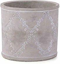 Vaso di fiori Fori traspirante ceramica Handmade
