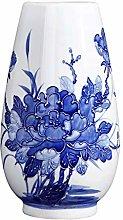 Vaso di fiori per L'arredamento della casa Blu