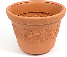 Vaso fioriera per piante serie Massive Sunny