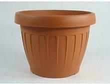 Vaso fioriera terra diametro cm 50x37h - Bama