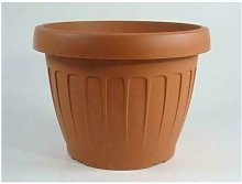 Vaso fioriera terra diametro cm 60x45h - Bama