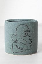 Vaso in ceramica 13 cm Olaf B Sklum