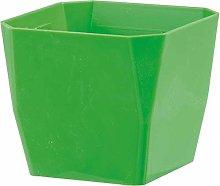 Vaso Magnetico MAGNETIKA Cubic Verde 7CM Giardino