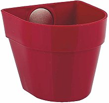 Vaso Magnetico MAGNETIKA Rosso 6CM Giardino
