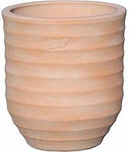 Vaso per Fiori da Giardino Design in Terracotta -
