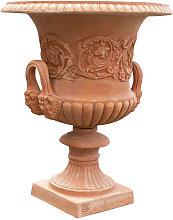 Vaso Toscano invecchiato in terracotta toscana