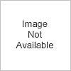 Venini vaso Decò rosso grande Ø26cm in vetro di