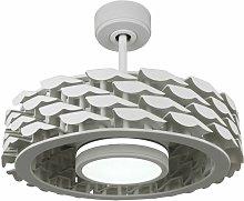 Ventilatore bianco da soffitto wifi SULION 1000771