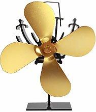 Ventilatore per Stufa a Legna a 4 Pale,