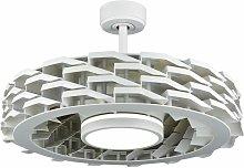 Ventilatore WIFI con led senza pale 1000757 -