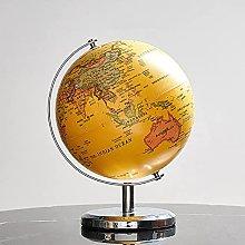 Venuy World Globe Constellation Map Statuetta A