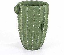 Veramaya Vaso di Cemento Cactus 16x14x23 Cm